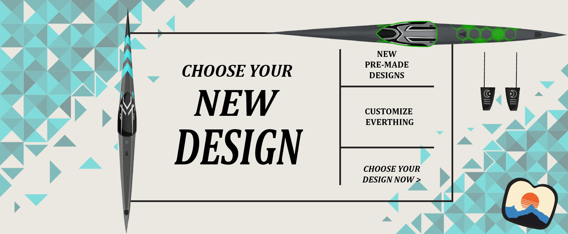 Choose your design